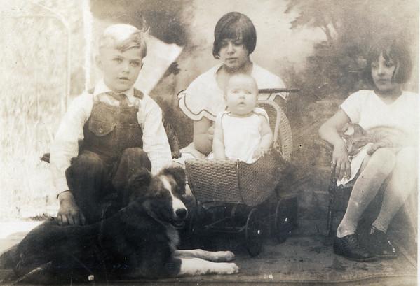 Albert Hoffman Family Photos